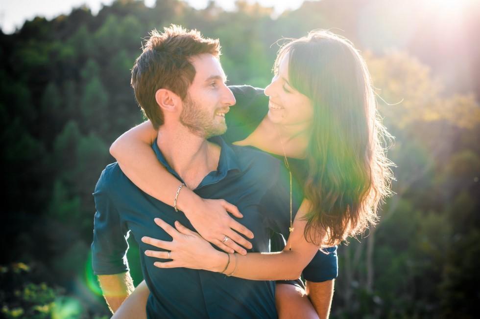 Engagement Chloé et Grégoire