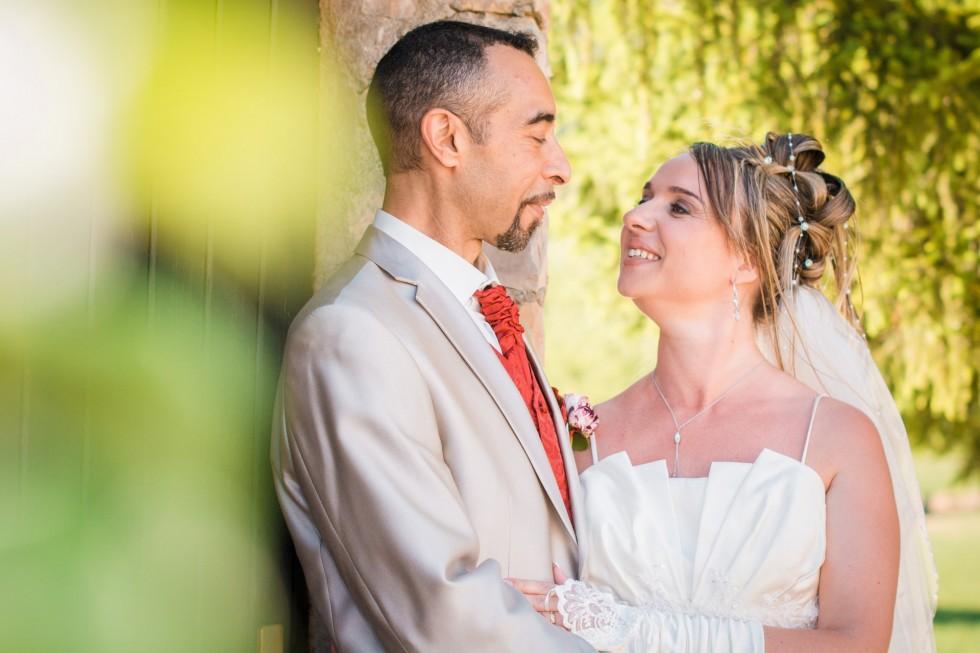 Mariage Laetitia et William