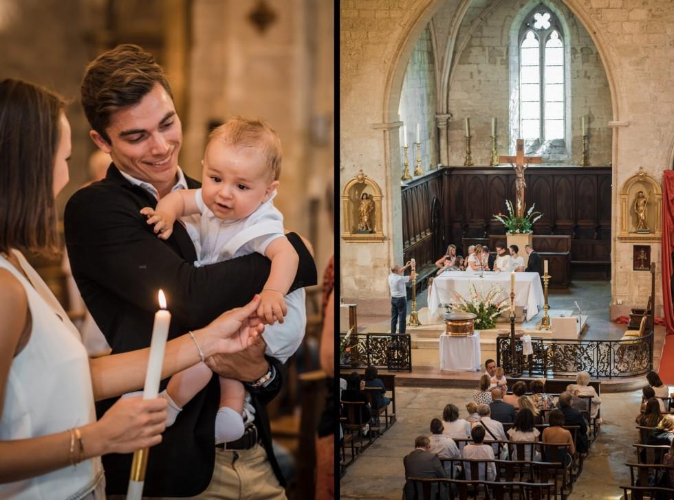 Baptême Gabin