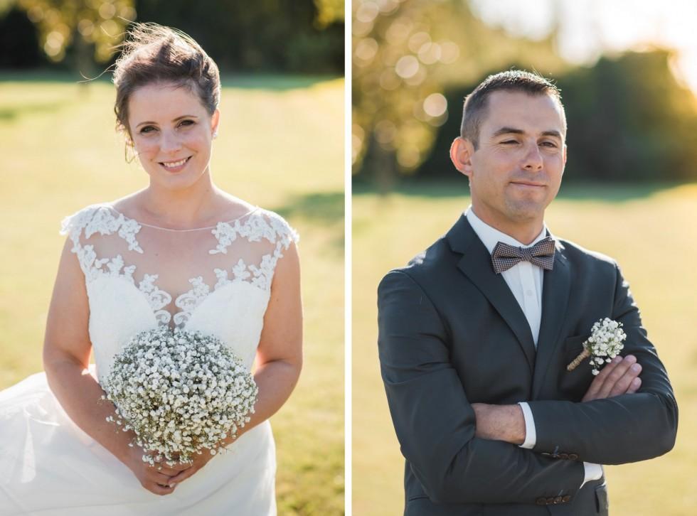 Mariage Marie et Mathieu