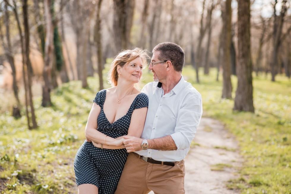 Engagement Murielle et Frederic